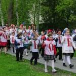 Шествие посвященное дням Славянской письменности и культуры