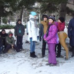 Поездка на экскурсию по Ленинскому району